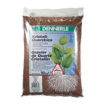 Dennerle Kristall-Quarz светло-коричневый 5 кг