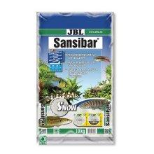 Аквариумный грунт JBL Sansibar Snow 10 кг