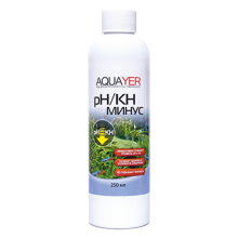 AQUAYER pH/KH минус 250 мл
