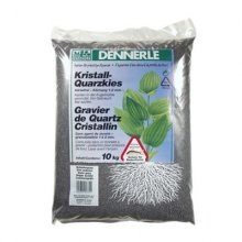 Dennerle Kristall-Quarz сланцево-серый 10 кг