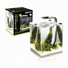 AquaEL SHRIMP SET SMART PLANT ll 30 л черный с LED